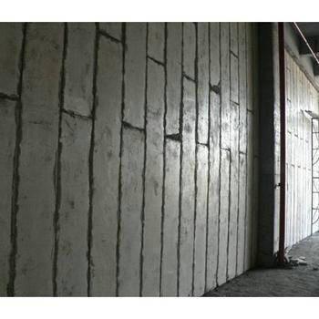环保新型隔墙砖-挂网格布